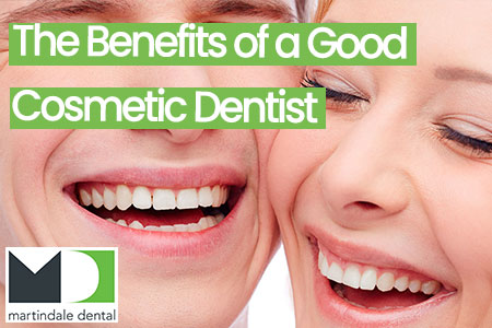 people smiling because of a best cosmetic dentist